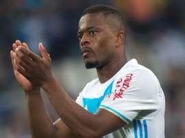 Zambo-Anguissa défend Patrice Évra. Goal