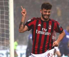 Cutrone a permis aux siens de l'emporter. Goal