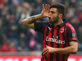 Cutrone titolare contro il Torino. Goal