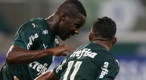 Patrick leva Palmeiras à final e reforça moral dos jovens da base. EFE