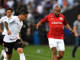 Patrick Fagner Corinthians Internacional Brasileirao Serie A. Goal
