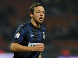 L'ultimo giocatore danese dell'Inter è stato Patrick Olsen. Goal