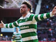 le joueur du Celtic Glashow Patrick Roberts. Goal