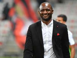 Vieira confirme des contacts avec Arsenal. Goal