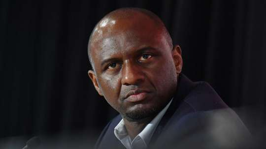 Vieira unclear on Cyprien red card