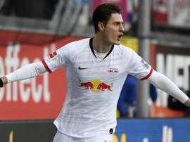 Schick segna alla prima da titolare. Goal