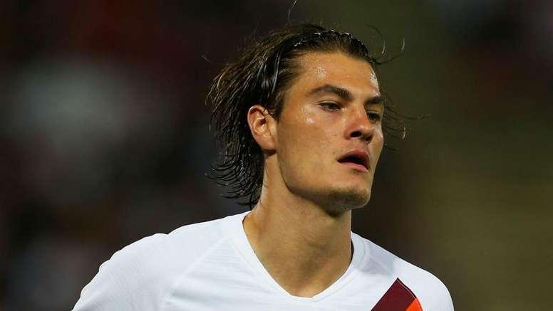 Schick has left Roma for the Bundesliga leaders. GOAL