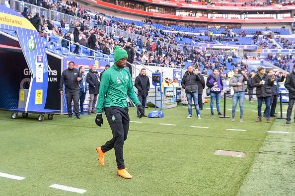 Ntep était de retour à Rennes. Goal