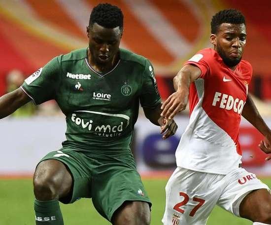 Ntep a été envoyé à Caen. Goal
