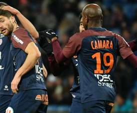 Montpellier est venu à bout d'Angers. Goal