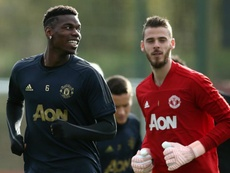 Many United stars' futures have been in doubt this season. AFP