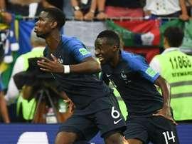 Matuidi sonha com a volta de Pogba ao time da Juventus. Goal