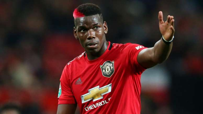 Paul Pogba should be making his Man Utd comeback soon. GOAL