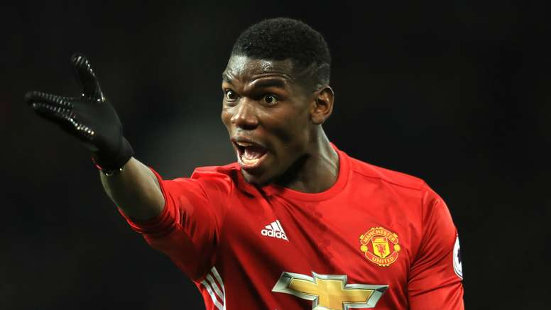 Paul Pogba came in 14th place. Goal