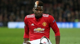 Pogba has come under heavy criticism...again. GOAL