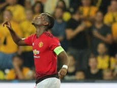 Mourinho was delighted with Pogba's contribution. GOAL