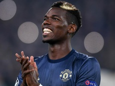Pogba was determined to return to United. GOAL