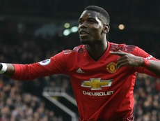 The French International scored two penalties in United's 2-1 home win against West Ham on Saturday.