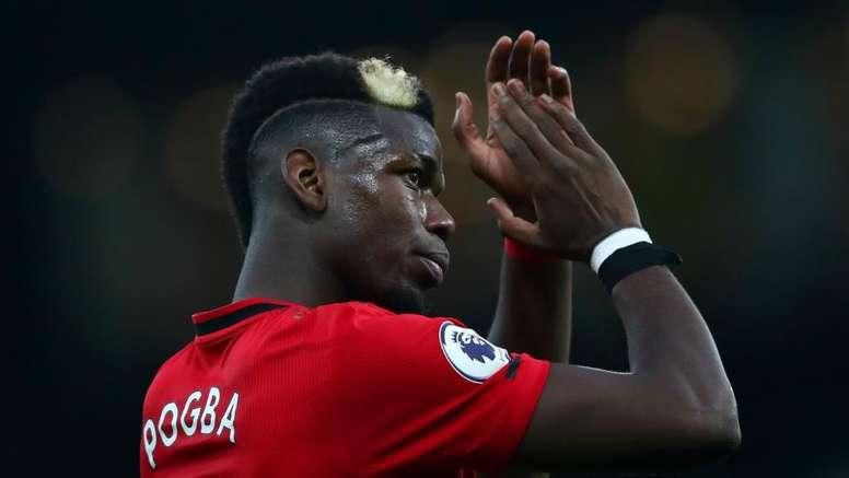 Man Utd star Pogba open to Juventus return – Raiola