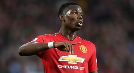 Pogba has reportedly been chasing an exit from Old Trafford. GOAL