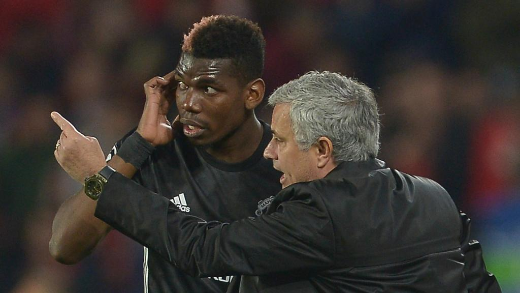 Pogba, la mise au point de Raiola — Man Utd