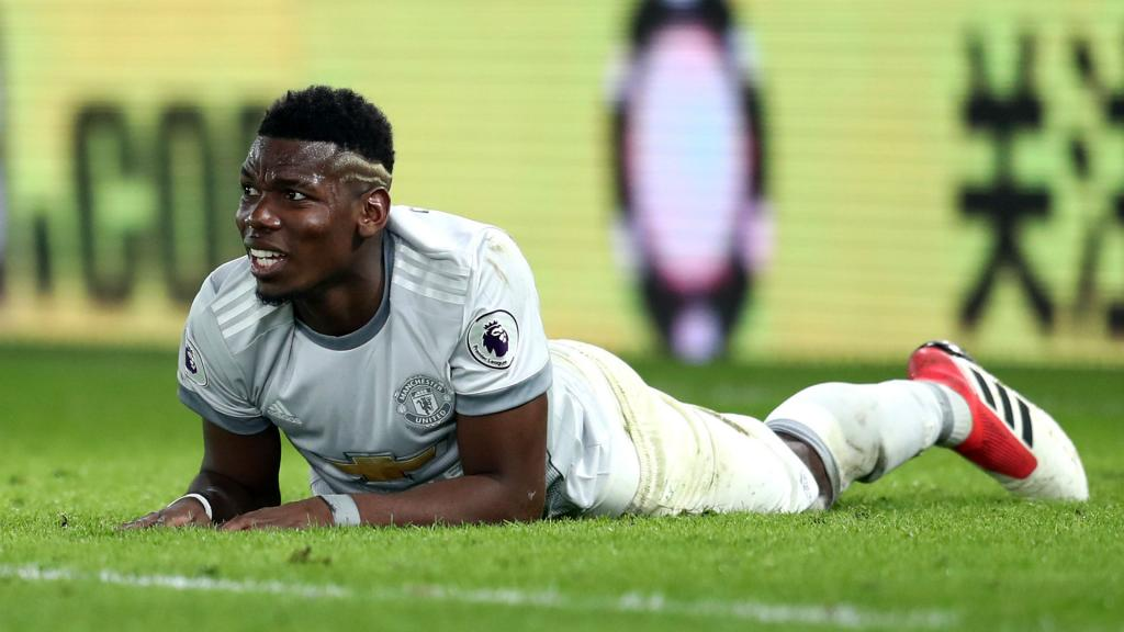 Pogba absent contre le FC Séville — Angleterre Manchester United