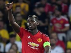 José Mourinho elogia Pogba após dois gols e uma assistência contra Young Boys