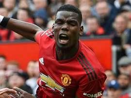 Pas de Ligue des Champions pour Manchester United. Goal