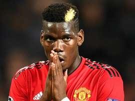 Paul Pogba Manchester United. Goal