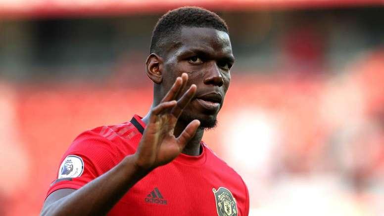 Paul Pogba ne quittera pas Manchester United lors du prochain mercato. Goal