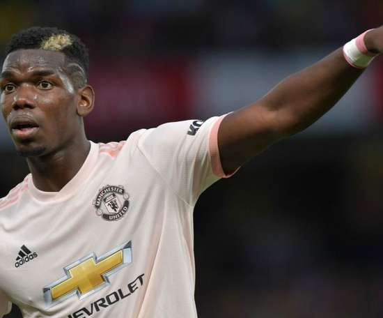 PAUL POGBA MANCHESTER UNITED. Goal