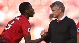 Paul Pogba sera peut-être le nouveau capitaine. GOAL