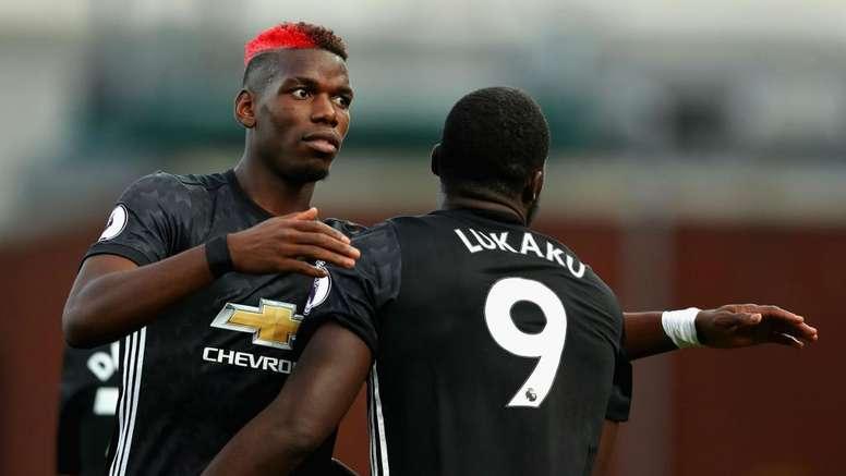 Estrelas do United têm dado que falar nas redes sociais. Goal