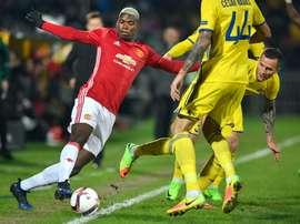 Euroa League com um empate entre Rostov e Man. United. Goal