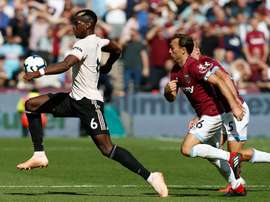 Manchester United a subi une défaite logique. Goal