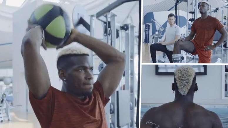 Pogba impatient de faire son retour à United. Goal