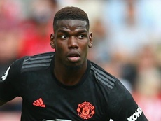 Paul Pogba was linked to a move to Real Madrid all summer. GOAL