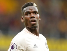 Pogba could be leaving Old Trafford. GOAL