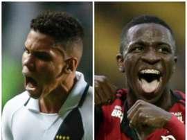 Paulinho e Vinícius têm um grande futuro pela frente. Goal