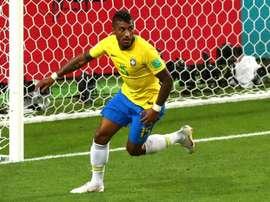 Eleito o melhor da partida, Paulinho exalta evolução de 2014 para cá. Goal