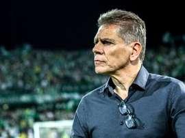 Atlético Nacional, treinado por Paulo Autuori, chega em crise pra pegar o Flu