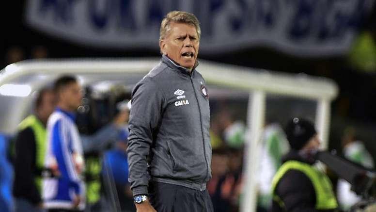 Athletico anuncia volta de Autuori de olho em projeto e taças. EFE