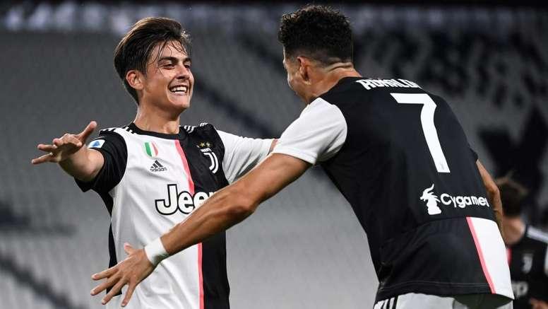 Como deve ser o elenco da Juventus em 2020/21? EFE