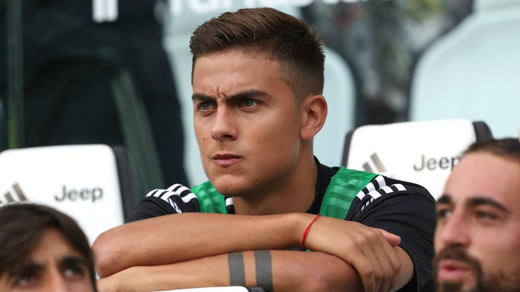 Ronaldo struggles for goals, Dybala for playing time