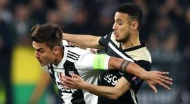 Dybala costretto a chiedere il cambio contro l'Ajax. Goal