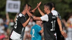 Parma-Juventus, bianconeri senza Sarri: Dybala titolare da falso nueve