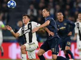 Attention, dit Dybala. Goal
