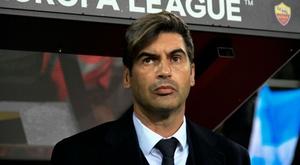 Il tecnico della Roma Fonseca mastica amaro. Goal