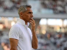 Paulo Sousa a honte après l'élimination face à Pau. Goal
