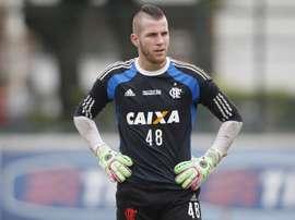 O goleiro está a caminho do Grêmio. Goal